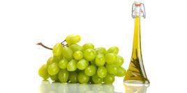 Egészséges szőlőmagolaj