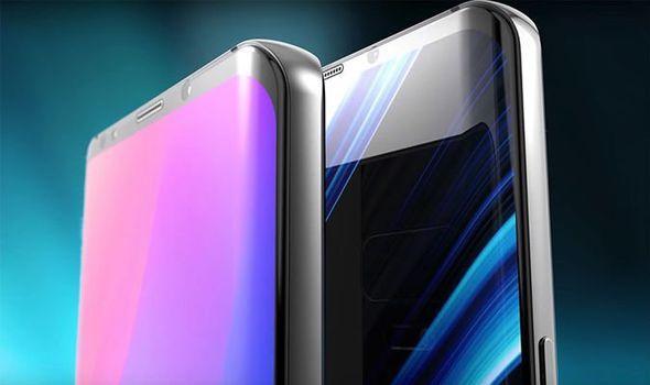 Samsung S10 telefon