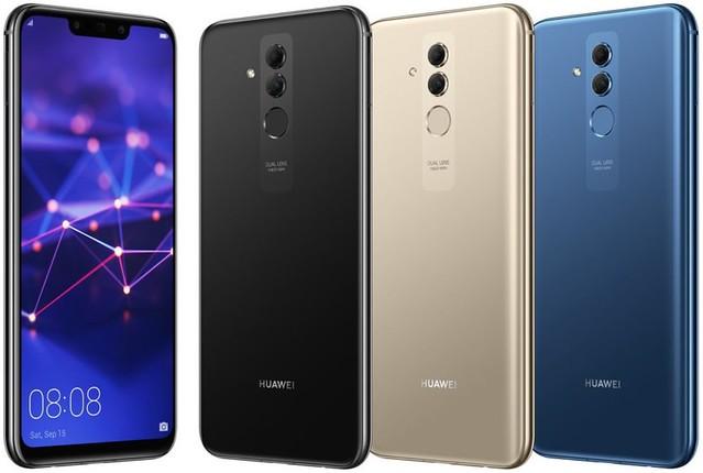 Huawei Mate 20 Lite tokok