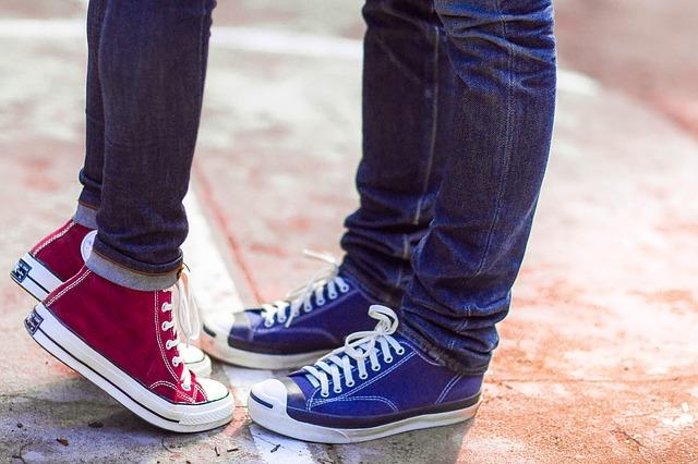 Népszerű Converse cipő